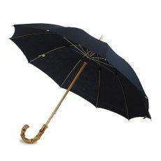 画像2: CINQ/サンク 晴雨兼用傘(ブラック) (2)