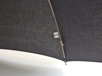 画像2: CINQ/サンク 晴雨兼用傘(グレー)