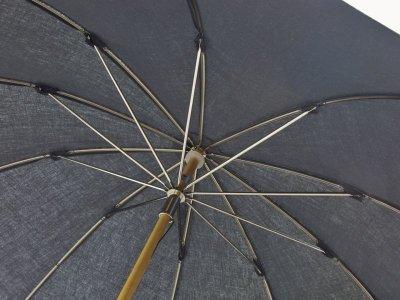 画像1: CINQ/サンク 晴雨兼用傘(グレー)