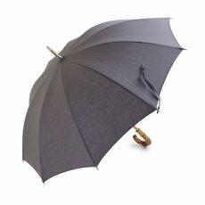 画像1: CINQ/サンク 晴雨兼用傘(グレー) (1)
