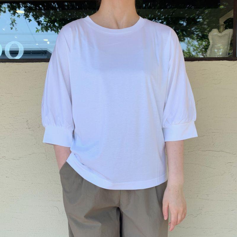 画像1:  送料無料♪  utilite /ユティリテ  半袖プルオーバー 2色 (1)